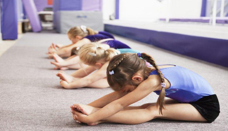 exercícios físicos para crianças